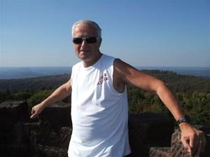 Gilbert Kraemer vice président et responsable des activités extra sportives
